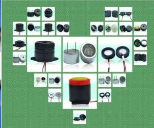 110dB Continuous Tone 12V 24V Piezoelectronic Waterproof Buzzer pictures & photos
