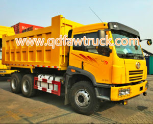 FAW 30 Ton 6X4 High Quality 340HP Tipper Truck pictures & photos