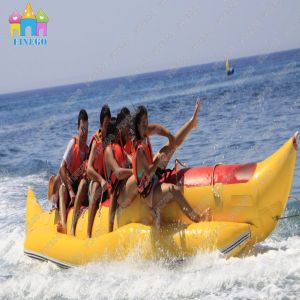 Best Design High Quality Ce Approval Inflatable Banana Boat for Sale pictures & photos