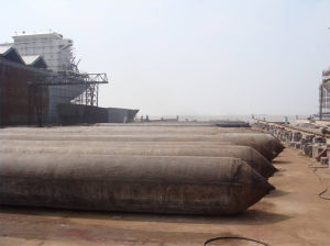Salvage Assitance by Marine Rubber Airbag pictures & photos