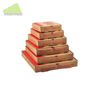 Wholesale and Custom Pizza Box, Pizza Packing Box, Pizza Box for Scooter (LC-663)