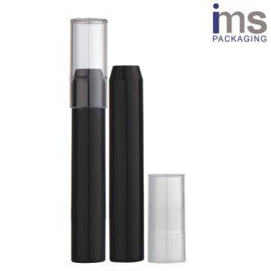 Round Plastic Automatic Pen Cosmetic Pencil pictures & photos