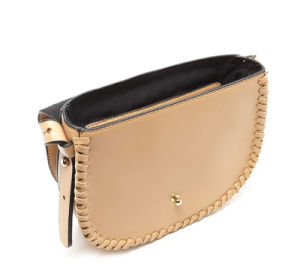 Saddle PU Leather Flip Single Shoulder Bag pictures & photos
