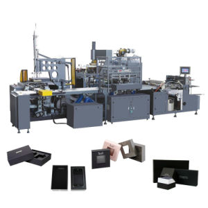 China Most Popular Box Making Machine From Zhongke pictures & photos