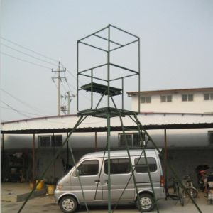 2-Man Metal Tower with Blind Hunting Treestand and Tower Stand pictures & photos