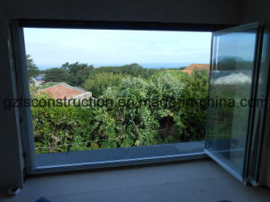Custom Design Non Corrosive Frameless Glass Folding Doors pictures & photos