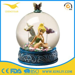 Snow Arch Decoration Fantastic Polyresin Water Globe for Gifts, pictures & photos