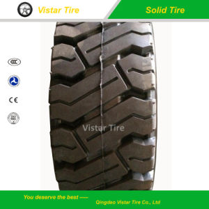 10.00-20 Non Mark Forklift Solid Tyre pictures & photos