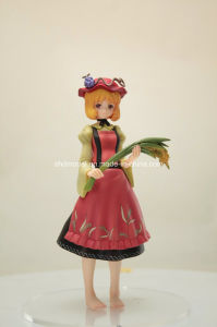 OEM Beautiful Plastic Figurine for Home Decoration pictures & photos