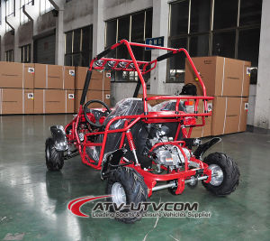 High Quality Mademoto Cheap Gas Powered Go Karts pictures & photos