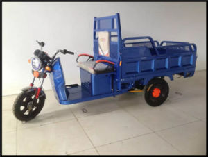 Three Wheel Electric Tricycle for Carrying Goods pictures & photos