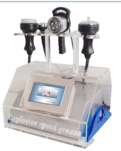 Ultrasonic Cavitation &Tripolar RF Body Slimming Machine pictures & photos
