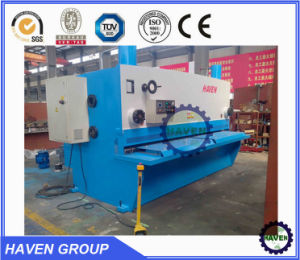 QC11Y-16X3200 E21S Hydraulic Guillotine Shearing and Plate Cutting Machine pictures & photos