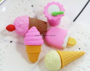 Ice Cream Erasers pictures & photos