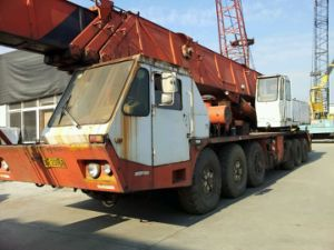 80ton Used Grove Hydraulic Truck Crane Lifting Equipment (TMS800B) pictures & photos