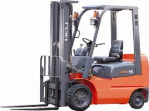 LPG Power H2000 Series 1.5-3t Narrow Aisle I. C. Counterbalanced Trucks pictures & photos