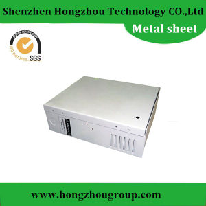 Various Surface Treatment Sheet Metal Part  for Machine Accessories pictures & photos