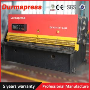 QC12y-10*3200 Shearing Machine and Hydraulic Sheet Metal Cutting Machine pictures & photos