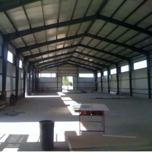 Prefabricated Structural Steel Warehouse with Low Cost pictures & photos
