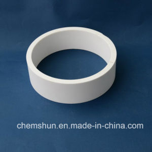 Alumina Ceramic Abrasion Resistant Pipe Tube in Mining Industry Transportation Engineering pictures & photos