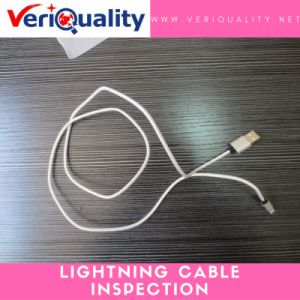 Reliable Quality Control Inspection Service for Lightning Cable in Shenzhen pictures & photos