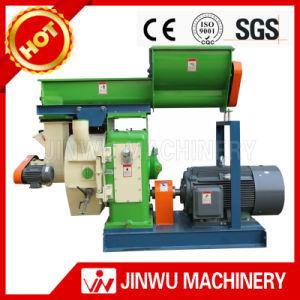 High Capacity Horitontal Ring Die Pellet Machine Plant
