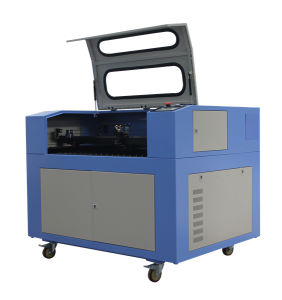 690 CO2 Laser Engraving Machine for MDF with Ce pictures & photos