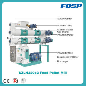 Fish Meal Pellet Making Machine pictures & photos