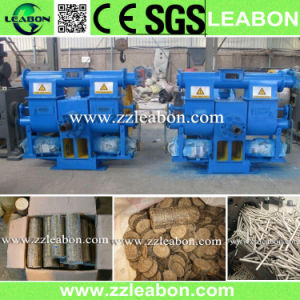 Upgrade The Product Wood Briquette Press Machine pictures & photos