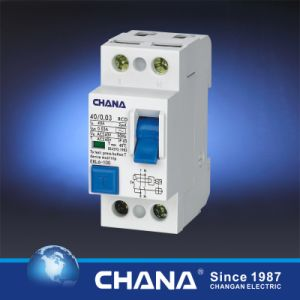 IEC Standard Residual Current Circuit Breaker 2p 40A pictures & photos