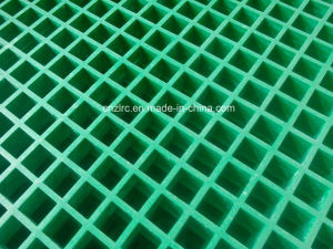 2017 Hottest Sale GRP Grating/ FRP Square Mesh 38X38, 40X40, 50X50, 30X30, etc pictures & photos
