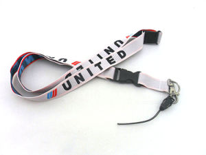 Cheap Custom Wholesale Promotional Woven Lanyard pictures & photos