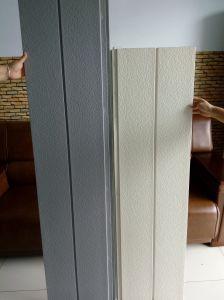Polyurethane Foam Sandwich Panels pictures & photos