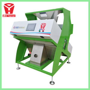 Big Capacity Parboiled Rice CCD Color Soter