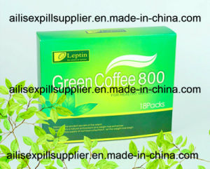 Green Coffee 800 Healthy Weight Lose Slimming Medicine Slimming Coffee pictures & photos