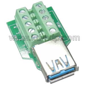 USB3.0 Female for Terminal Block