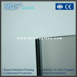 44.2 Grey Laminated Glass with CE