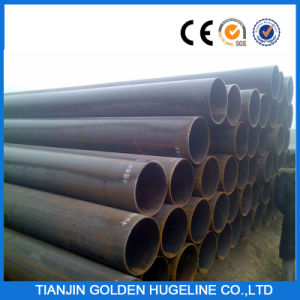 API 5L ASTM A106 Hot-Rolled Seamless Steel Tube pictures & photos