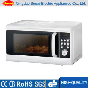 30L Stainless Steel Portable Electric Microwave Oven pictures & photos