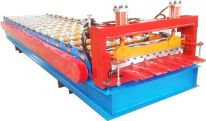 Pakistan Style Wall and Roof Roll Forming Machine pictures & photos