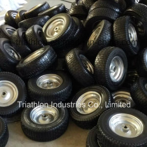 16X6.50-8 Turf Flat Free Lawn Mover Tires pictures & photos