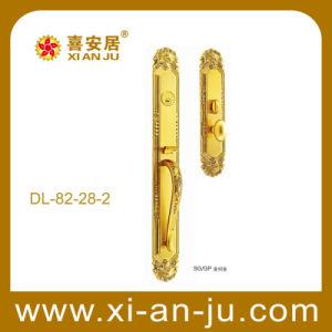 High Quality Hardware Zinc Alloy Handle Door Lock (DL-82-28-2)