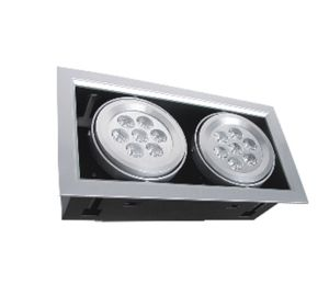 2X7w LED Downlight /LED Recessed Light for Lighting