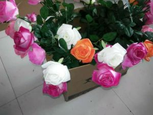 Artificial Flowers of Sweety Rose 42cm Gu-D70241 pictures & photos