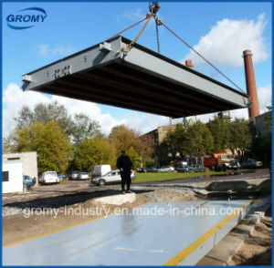 Industrial 60 Ton Weighbridge for Sale Portable Truck Scale pictures & photos