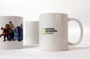 Heat Transfer Ceramic Mugs
