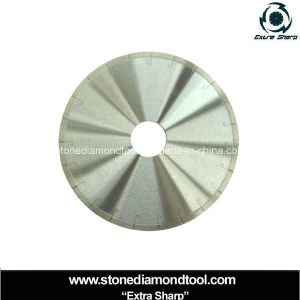 J-Slot Diamond Saw Blade for Tile and Porcelain Cutting Tools pictures & photos