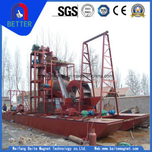 Mini Iron Sand Suction Vessel for Sea Sand Mine pictures & photos