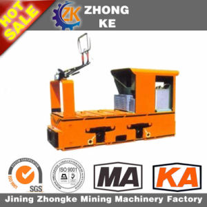 2.5t Mining Electric Battery Operated Locomotive
