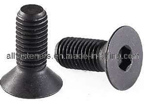 Flat Socket Cap Screw